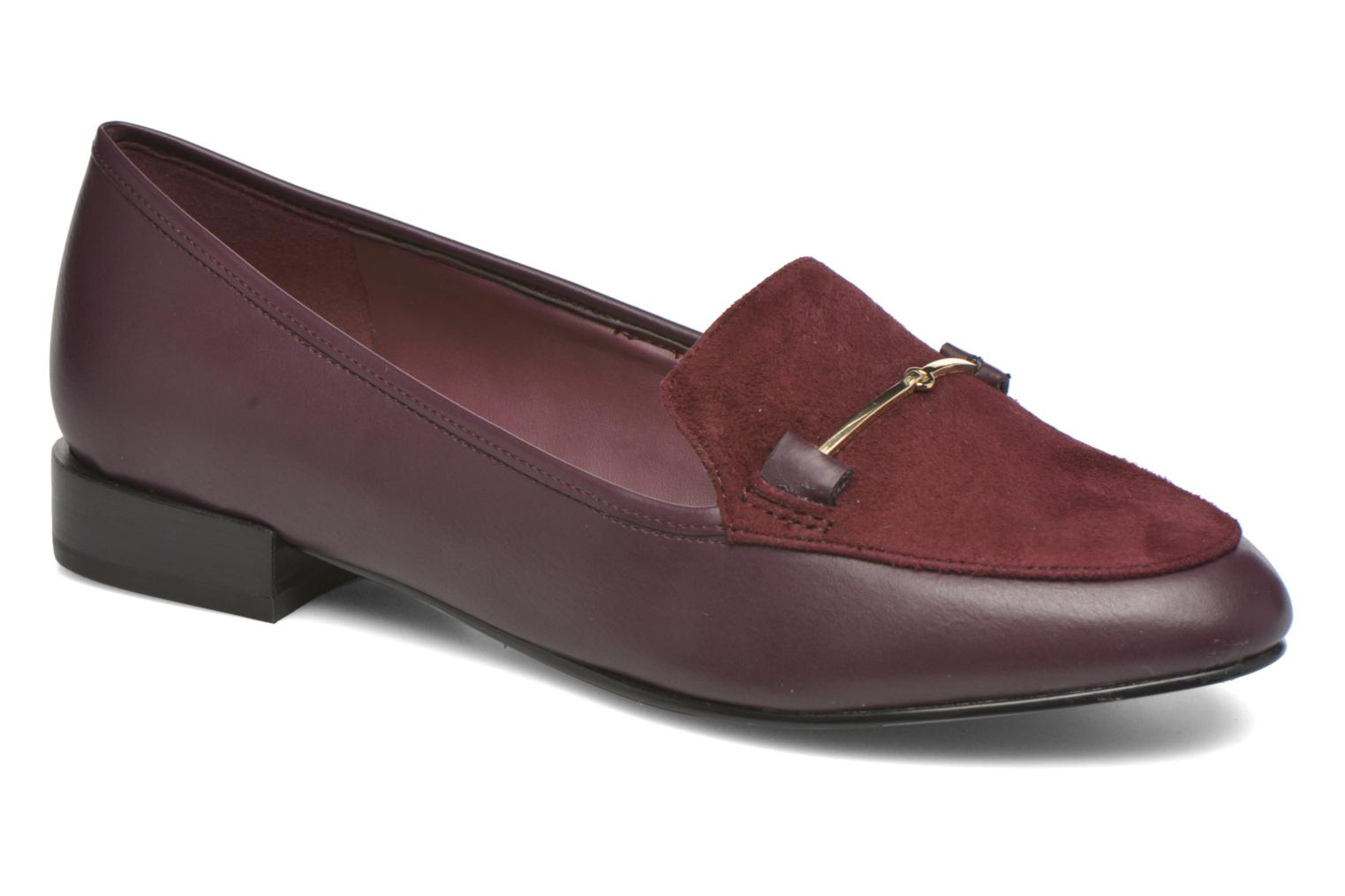 Mocassins Aldo HARRIETT Bordeaux detail