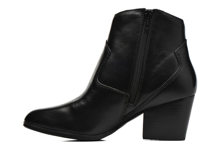 Boots en enkellaarsjes Aldo MARECCHIA Zwart voorkant