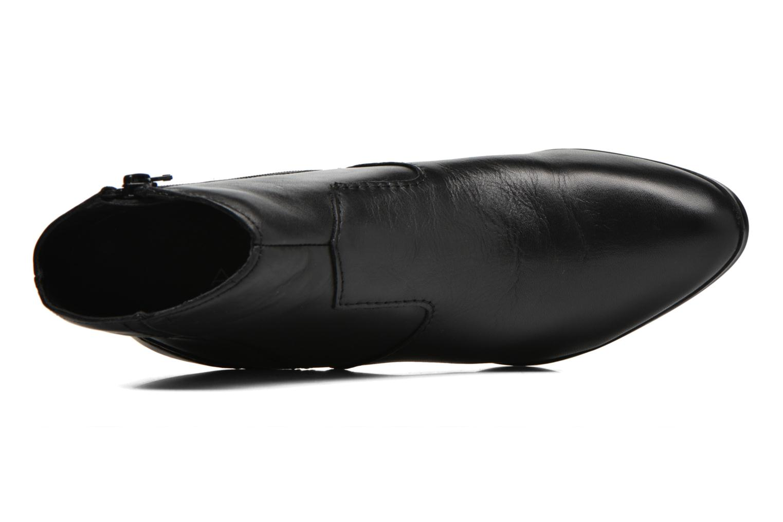 Stiefeletten & Boots Aldo MARECCHIA schwarz ansicht von links