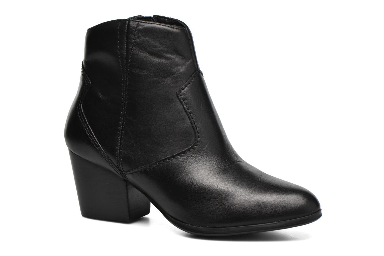 Boots en enkellaarsjes Aldo MARECCHIA Zwart detail