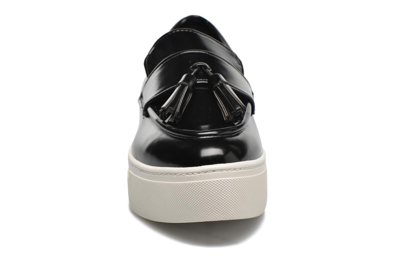 Mocassins Aldo NARCISSA Noir vue portées chaussures