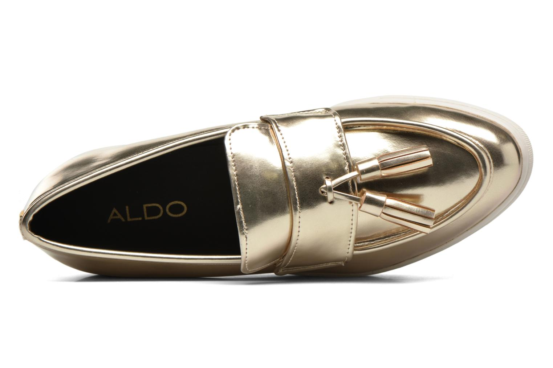 Slipper Aldo NARCISSA gold/bronze ansicht von links