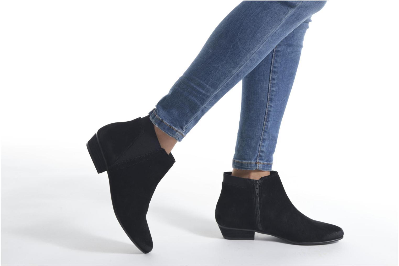 Stiefeletten & Boots Aldo SIMAN schwarz ansicht von unten / tasche getragen