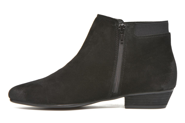 Boots en enkellaarsjes Aldo SIMAN Zwart voorkant