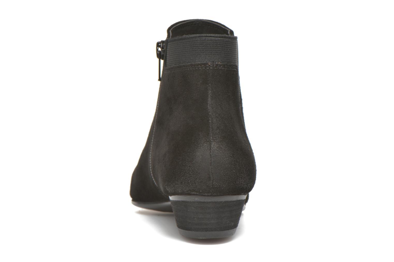 Boots en enkellaarsjes Aldo SIMAN Zwart rechts