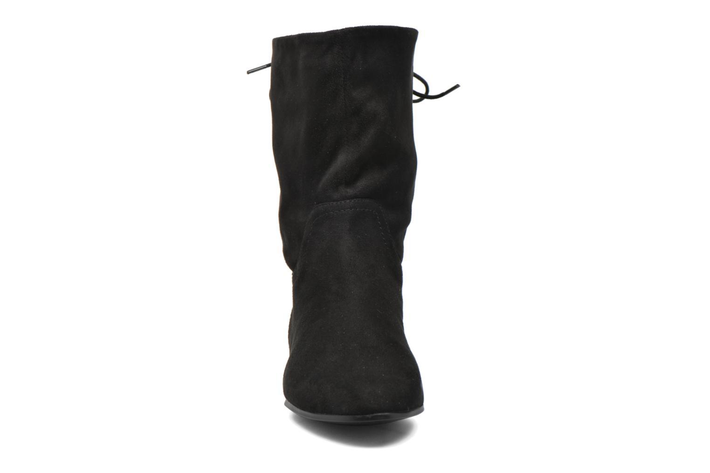 Bottines et boots Aldo THEANIEL Noir vue portées chaussures