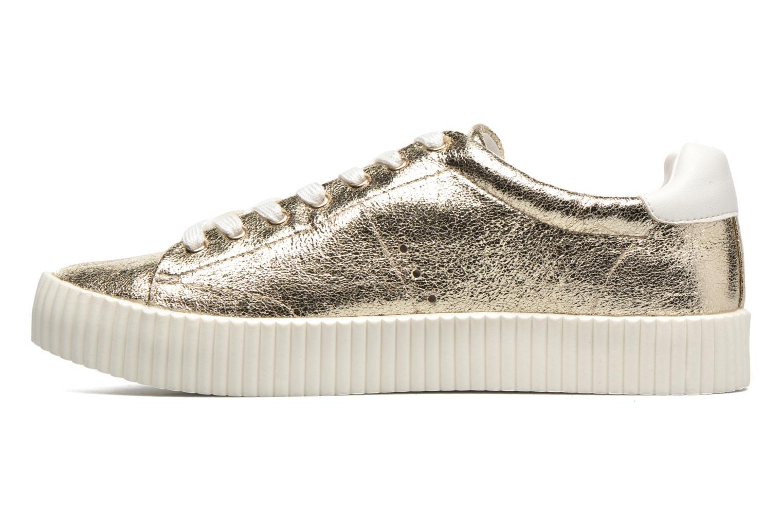 Sneakers Aldo DEANDREA Goud en brons voorkant