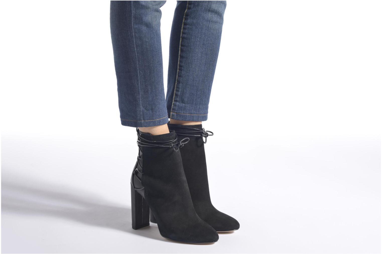 Boots en enkellaarsjes Aldo TAESSA Zwart onder
