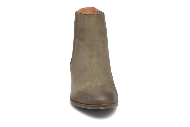 Bottines et boots Aldo BOUDINOT Vert vue portées chaussures