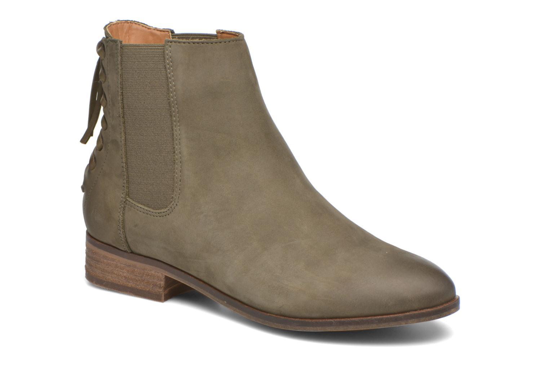 Bottines et boots Aldo BOUDINOT Vert vue détail/paire
