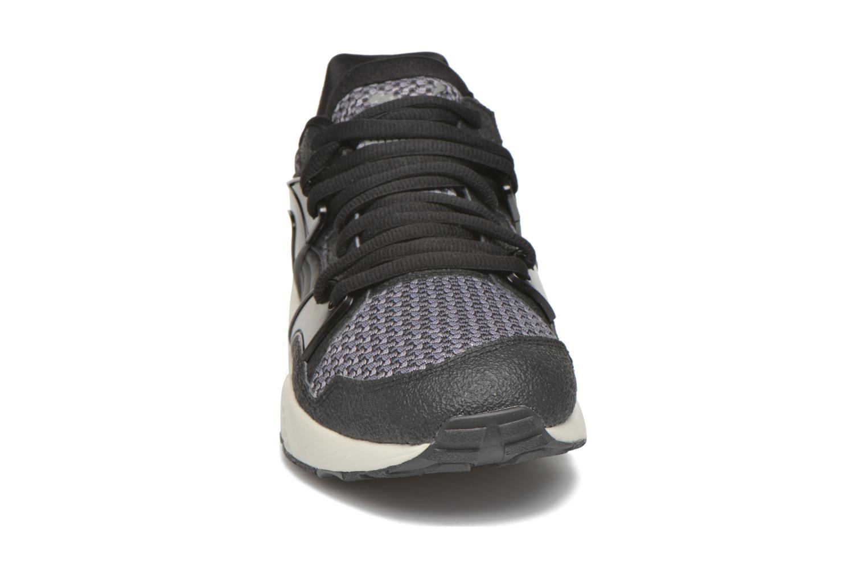 Baskets Puma Blaze knit Noir vue portées chaussures