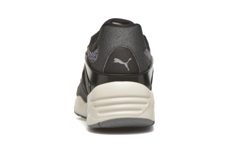 Baskets Puma Blaze knit Noir vue droite