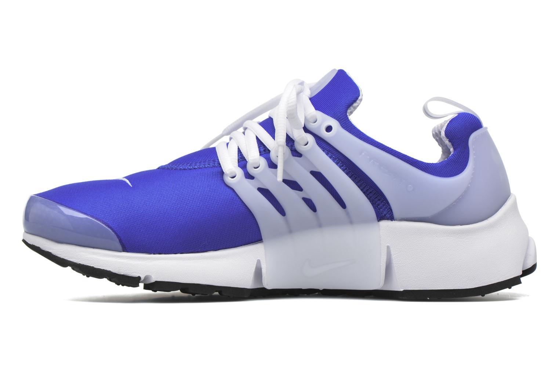 Deportivas Nike Nike Air Presto Azul vista de frente