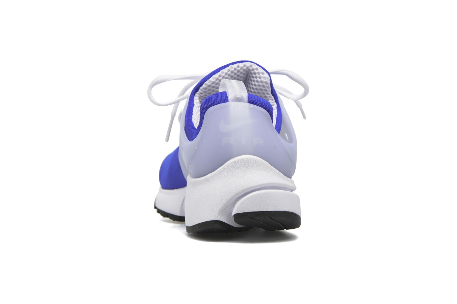 Trainers Nike Nike Air Presto Blue view from the right