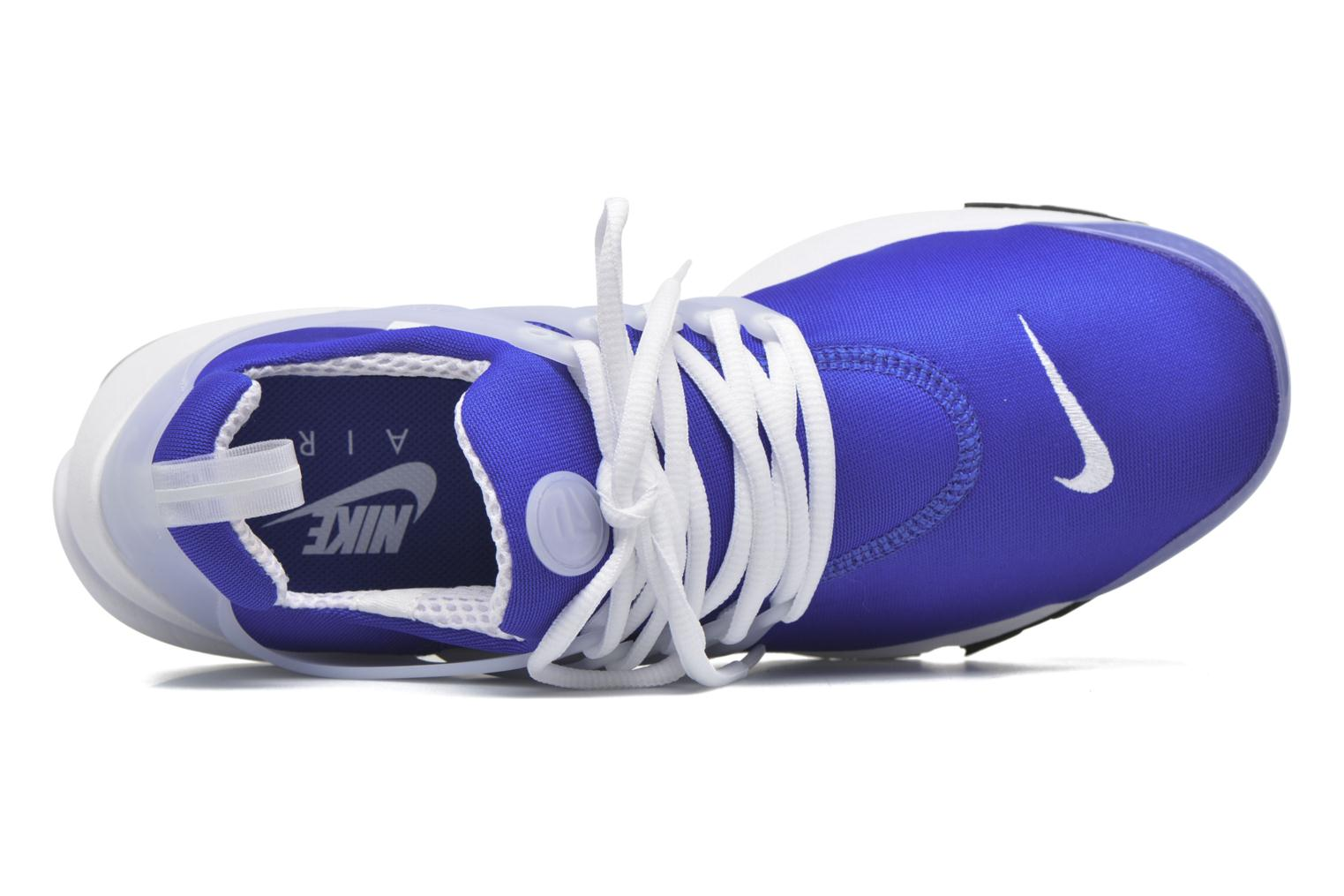 Trainers Nike Nike Air Presto Blue view from the left