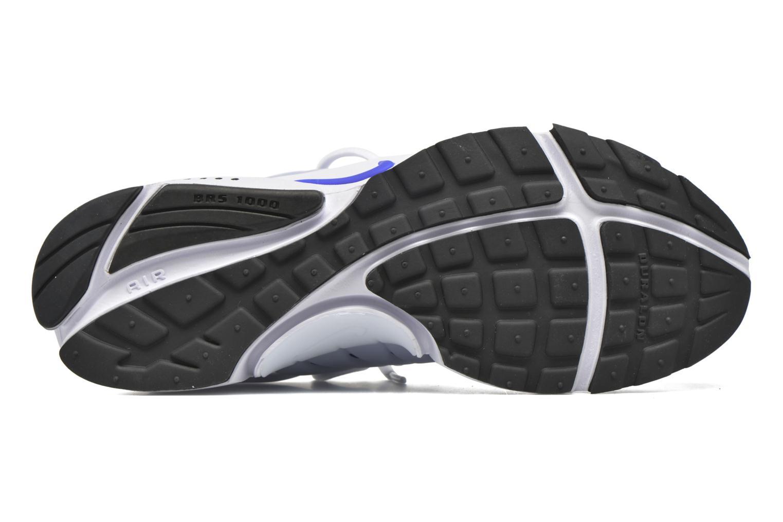 Sneakers Nike Nike Air Presto Azzurro immagine dall'alto