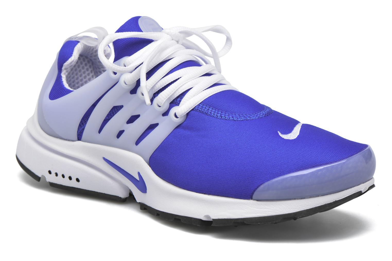 Deportivas Nike Nike Air Presto Azul vista de detalle / par