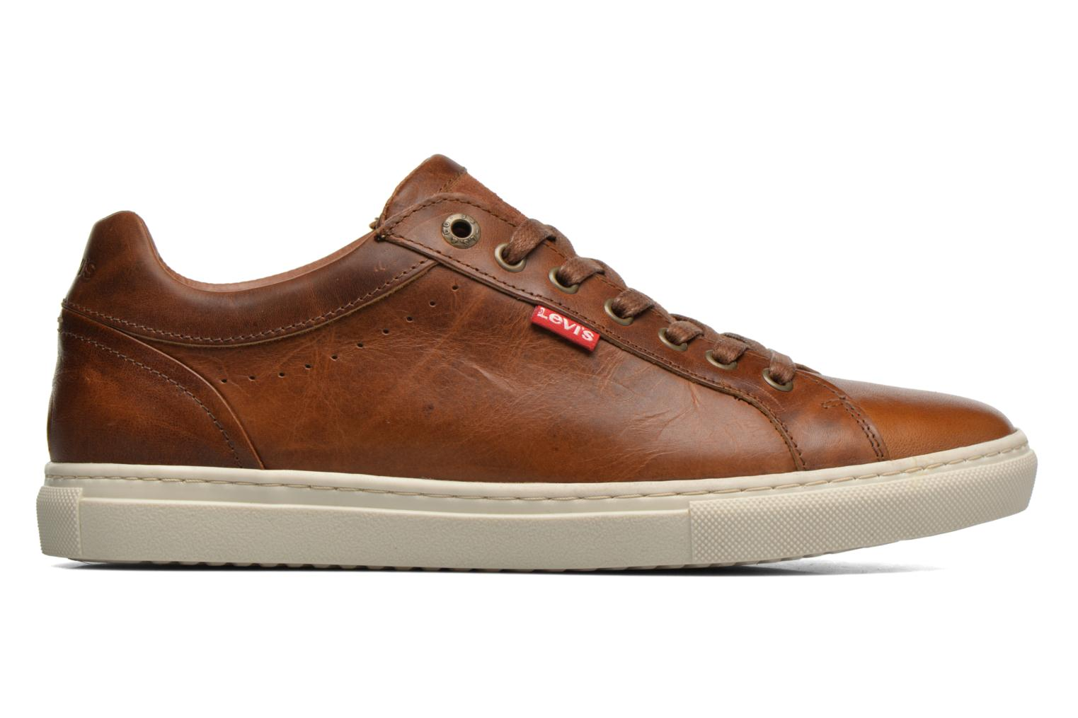 Trainers Levi's Perris Derby Brown back view