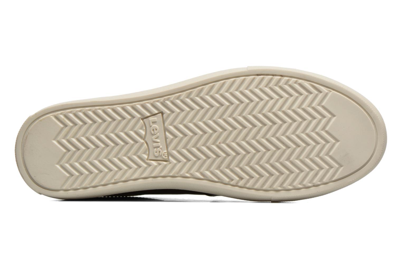 Sneakers Levi's Perris Derby Marrone immagine dall'alto
