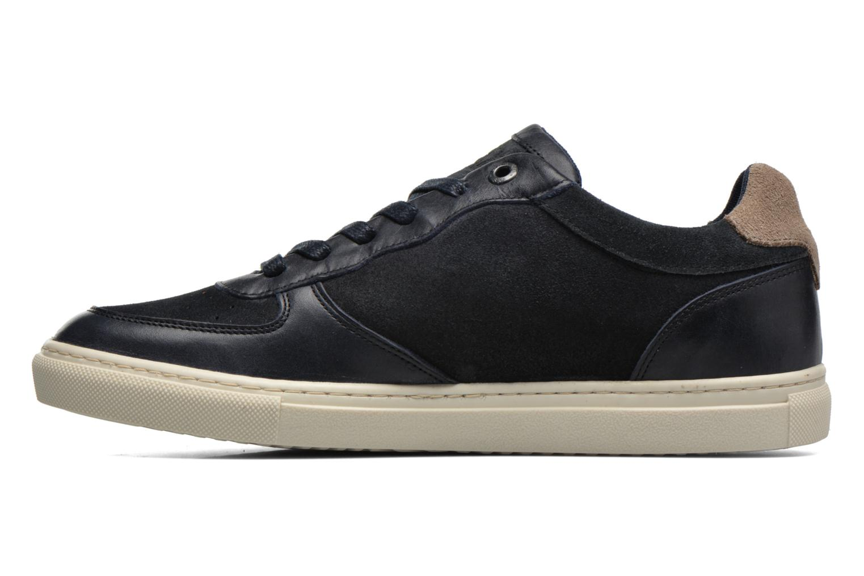 Sneakers Levi's Perris Oxford Blauw voorkant