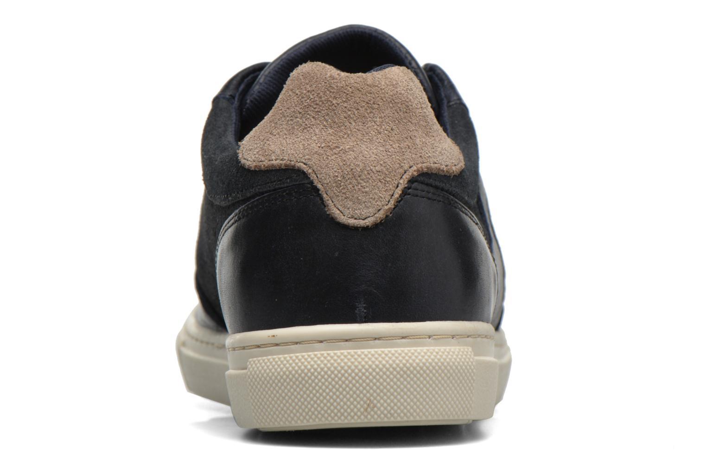 Baskets Levi's Perris Oxford Bleu vue droite