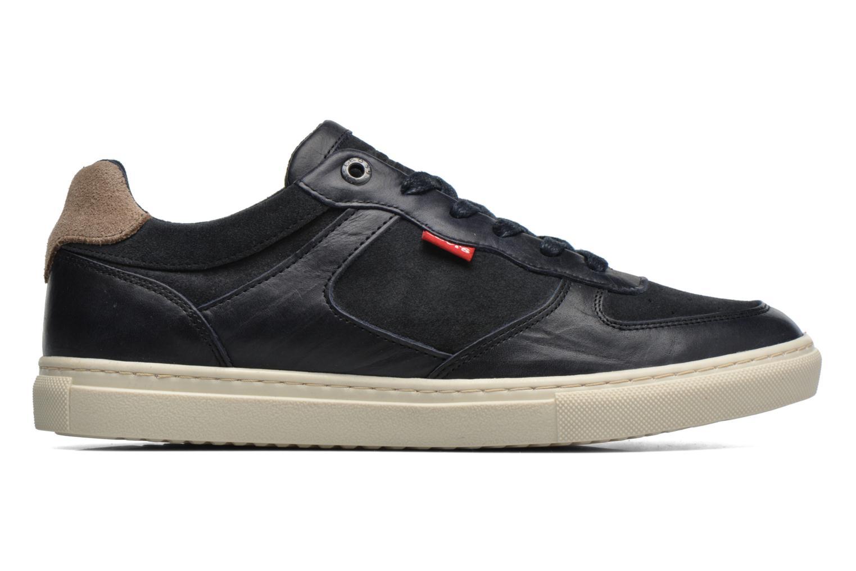 Sneakers Levi's Perris Oxford Blauw achterkant