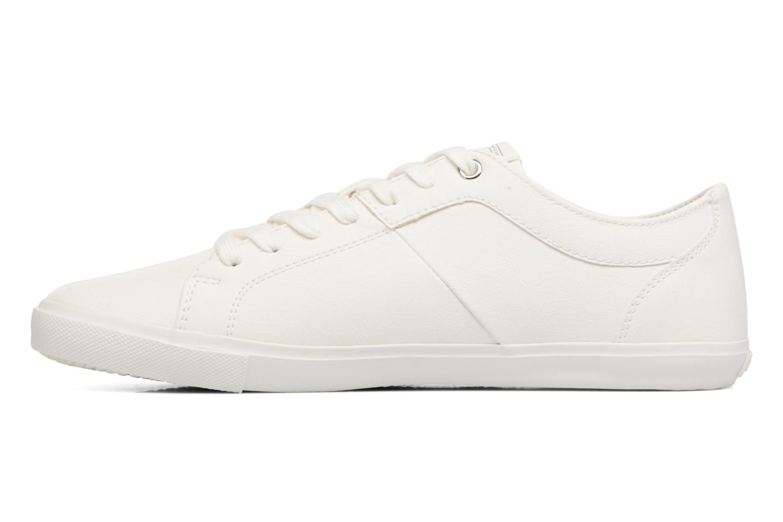 Sneakers Levi's Woods Wit voorkant
