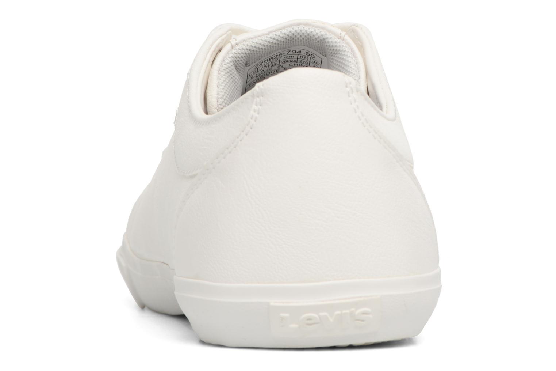 Sneakers Levi's Woods Wit rechts