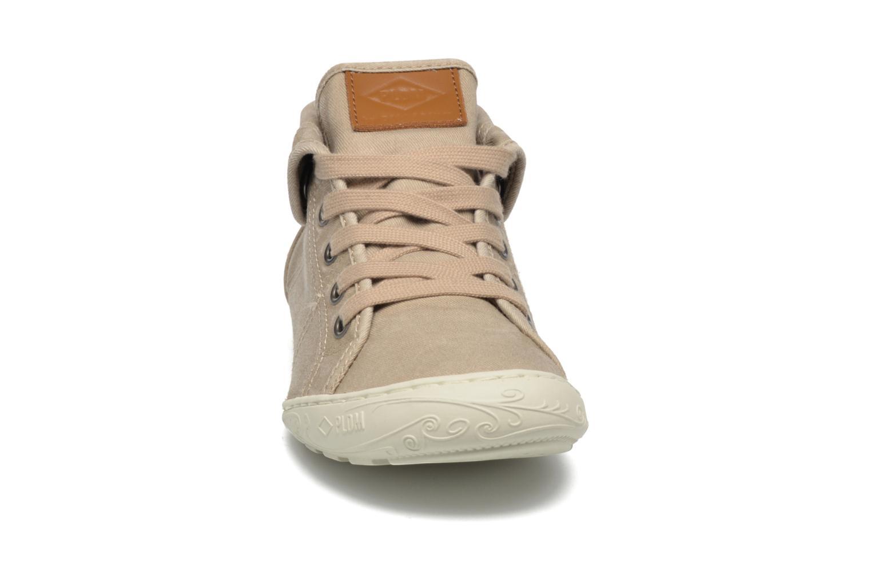 Baskets P-L-D-M By Palladium Gaetane Twl 2 Beige vue portées chaussures