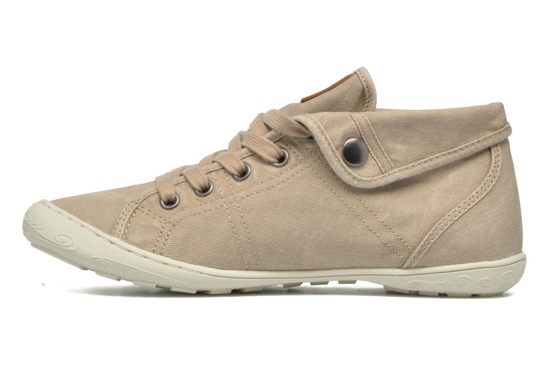 Sneakers P-L-D-M By Palladium Gaetane Twl 2 Beige voorkant