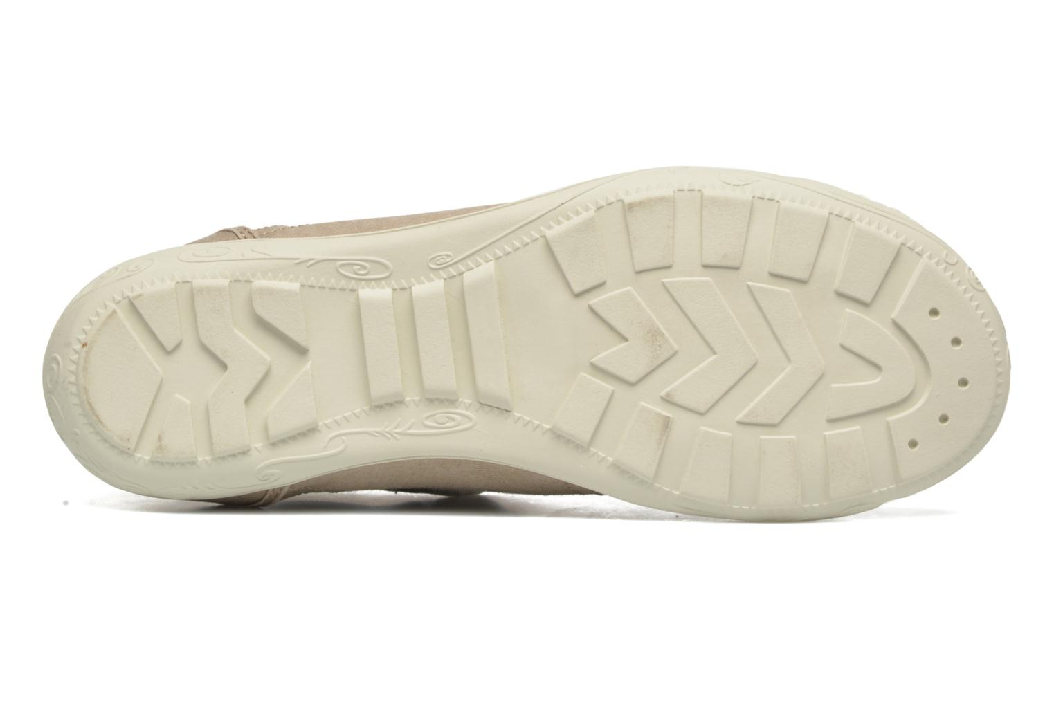 Trainers P-L-D-M By Palladium Gaetane Twl 2 Beige view from above