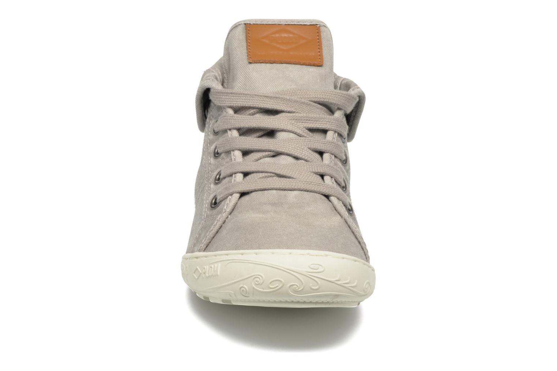 Sneakers P-L-D-M By Palladium Gaetane Twl 2 Grigio modello indossato