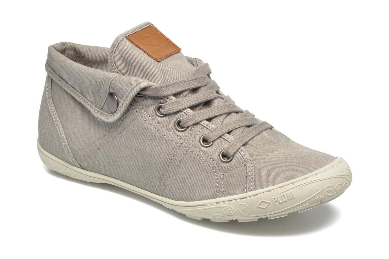Sneaker P-L-D-M By Palladium Gaetane Twl 2 grau detaillierte ansicht/modell