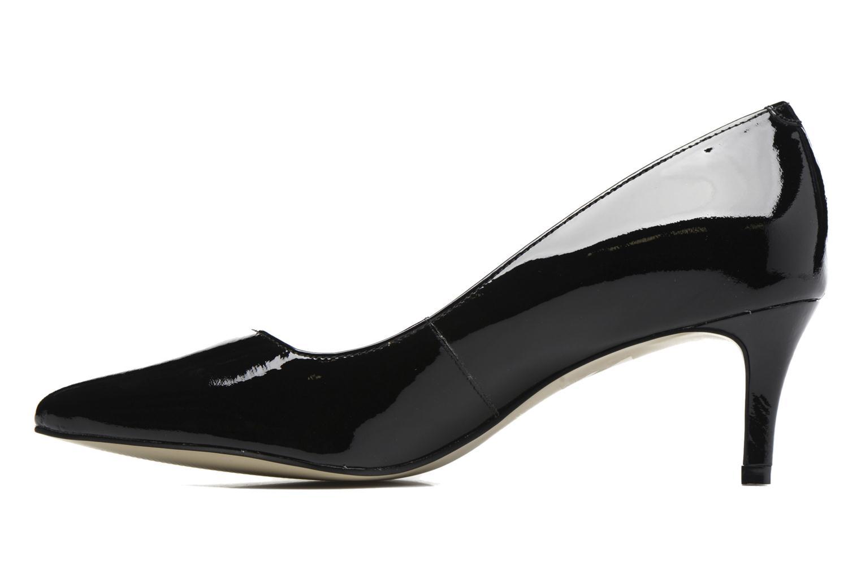 Zapatos de tacón Georgia Rose Galacy Negro vista de frente
