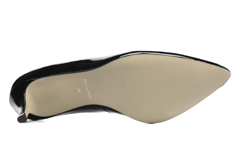 Zapatos de tacón Georgia Rose Galacy Negro vista de arriba