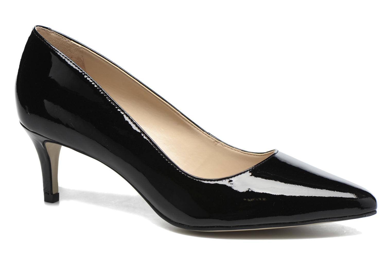 Zapatos de tacón Georgia Rose Galacy Negro vista de detalle / par