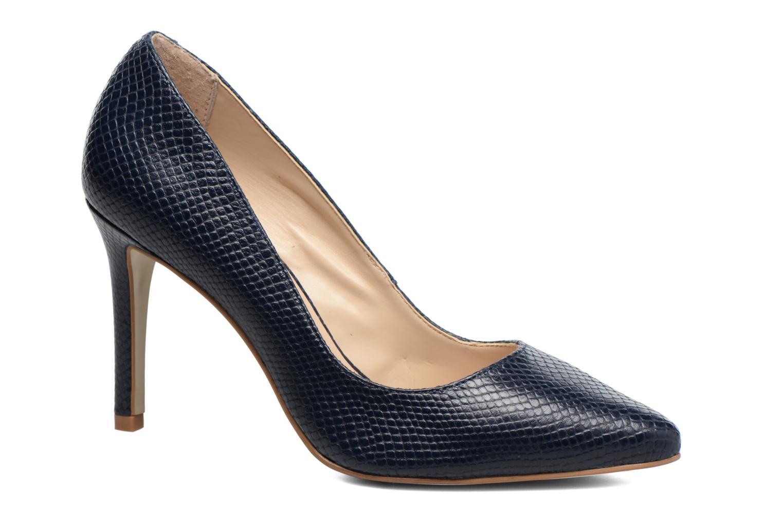 Høje hæle Georgia Rose Gamin Blå detaljeret billede af skoene