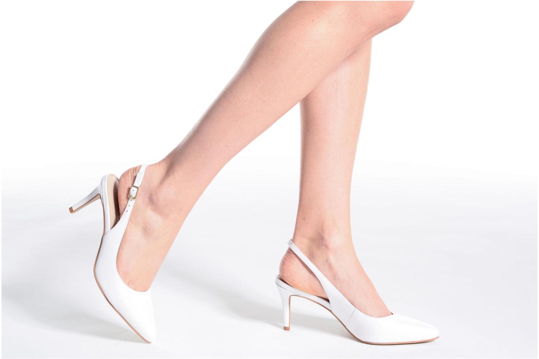 Zapatos de tacón Georgia Rose Gatouba Rosa vista de abajo