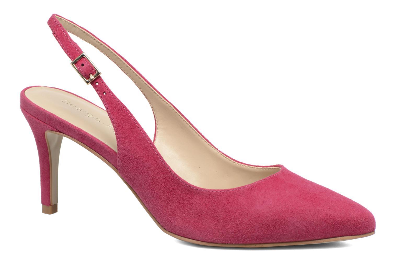 Høje hæle Georgia Rose Gatouba Pink detaljeret billede af skoene