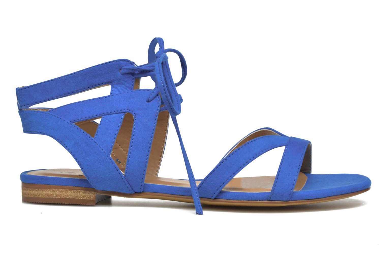 Sandalen I Love Shoes FELICE blau ansicht von hinten