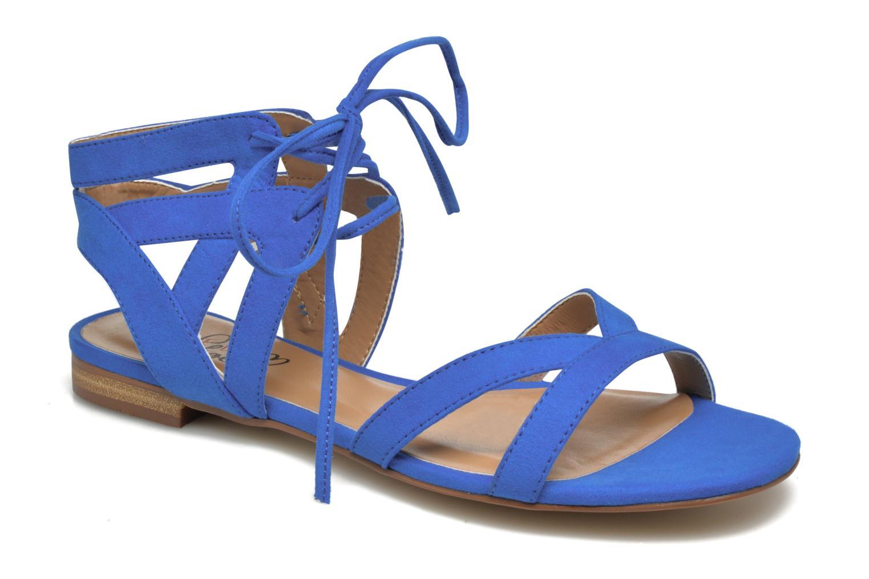 Sandalen I Love Shoes FELICE blau detaillierte ansicht/modell