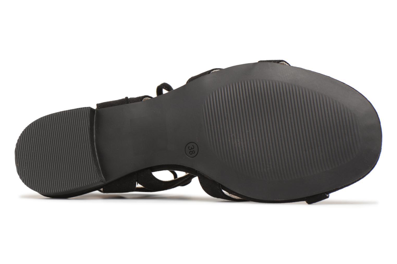 Sandalen I Love Shoes FELICE Zwart boven