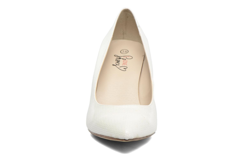 Décolleté I Love Shoes FIRONE Bianco modello indossato