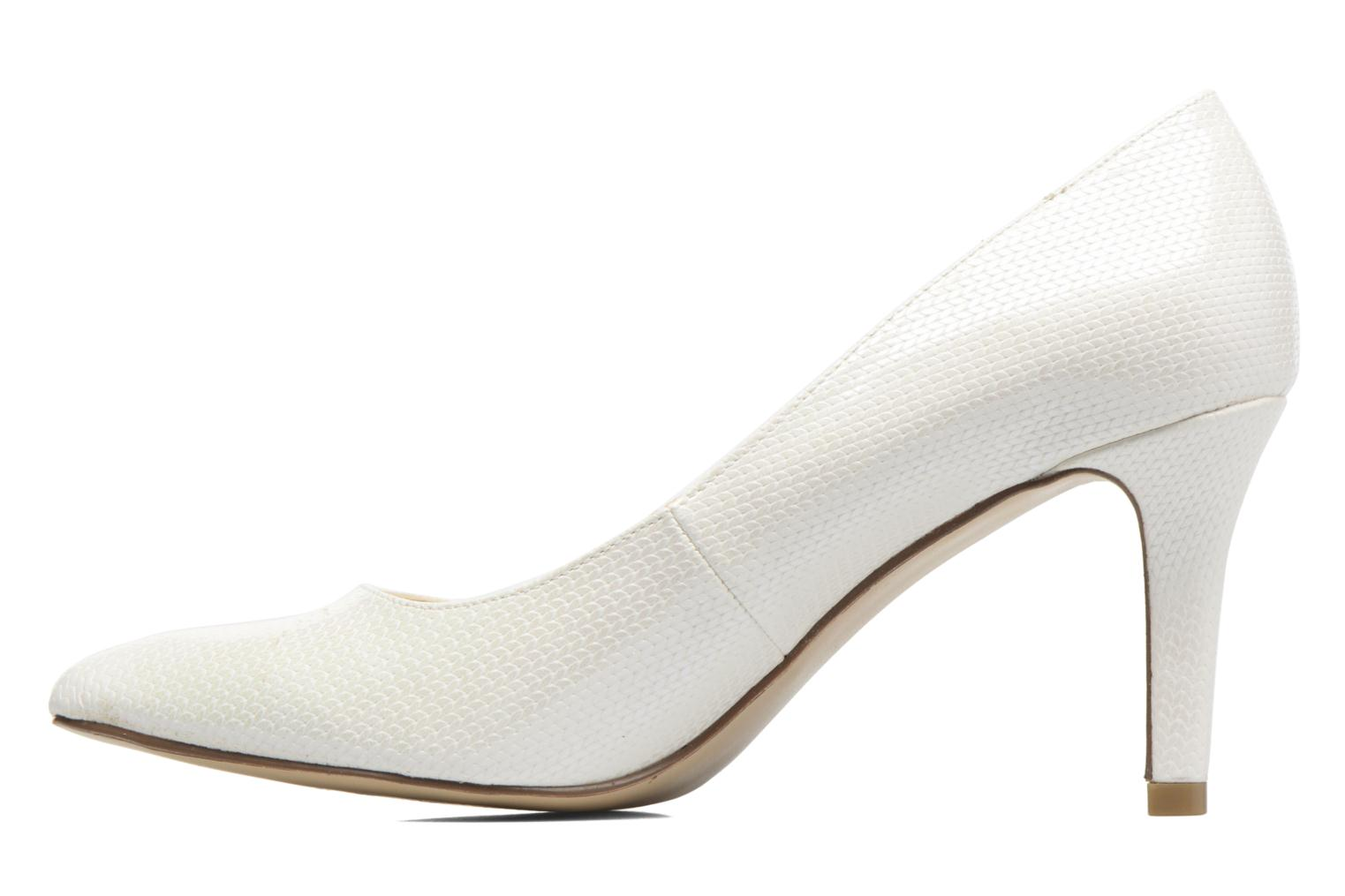 Décolleté I Love Shoes FIRONE Bianco immagine frontale