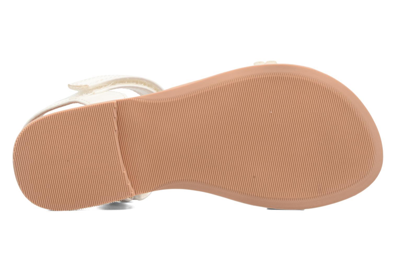 Sandales et nu-pieds I Love Shoes FAME Blanc vue haut