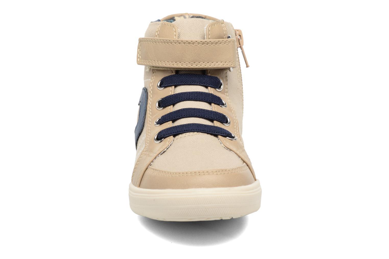 Deportivas I Love Shoes FELIX Beige vista del modelo