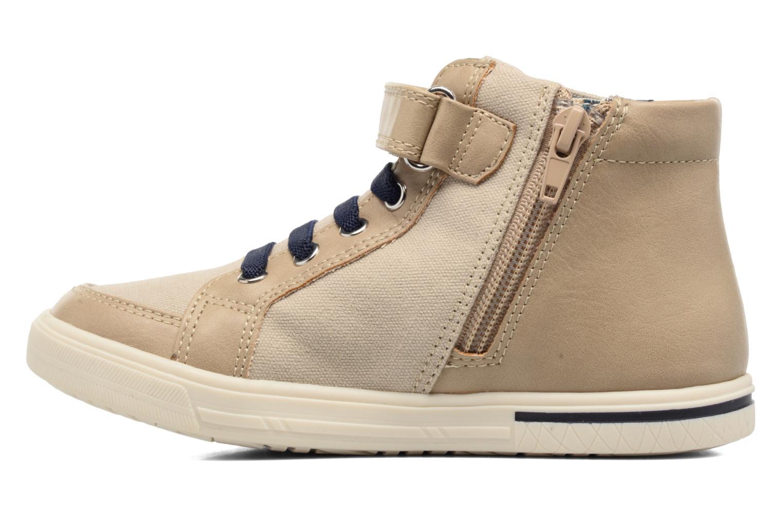 Deportivas I Love Shoes FELIX Beige vista de frente