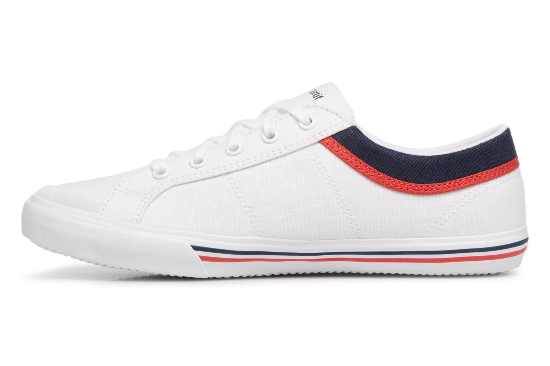 Sneakers Le Coq Sportif Saint Gaetan GS Wit voorkant