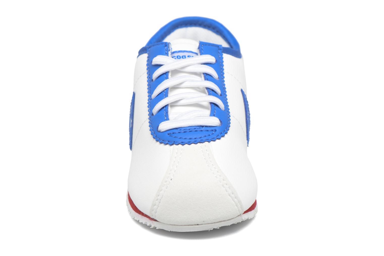 Baskets Le Coq Sportif WENDON INF Blanc vue portées chaussures