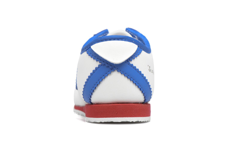 Baskets Le Coq Sportif WENDON INF Blanc vue droite